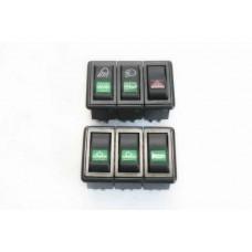 Блок перемикачів (2 позиції) DF240/244